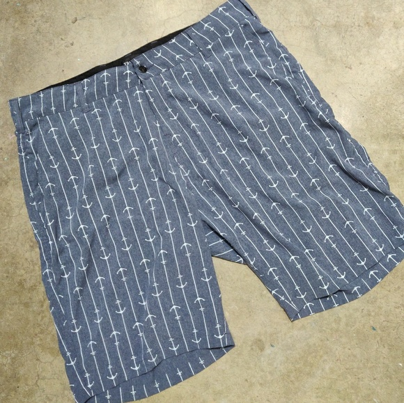 Other - Trunks Multi Functional Shorts Anchor Print